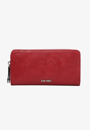 LUZY - Wallet - red 600