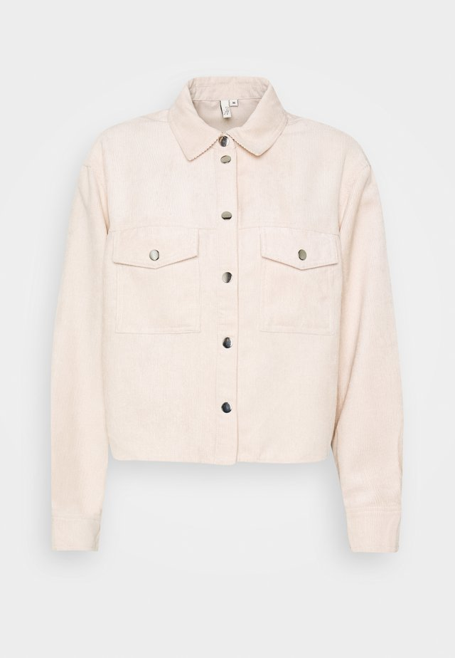CROPPED - Overhemdblouse - beige