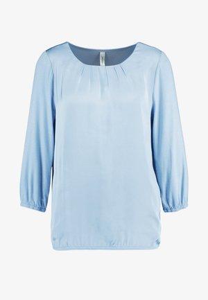 THILDE - Blusa - cristal blue