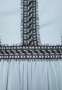 Swing - ABENDKLEID  - Společenské šaty - blue dust - 7