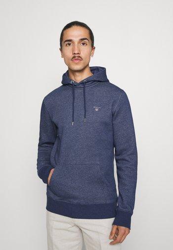 ORIGINAL HOODIE - Sweatshirt - dark jeansblue melange