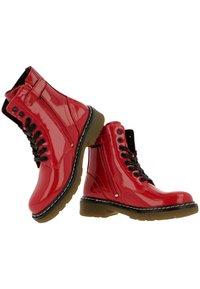 Bullboxer - Veterboots - shinning red - 5