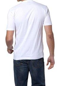 OLYMP - Basic T-shirt - white - 1