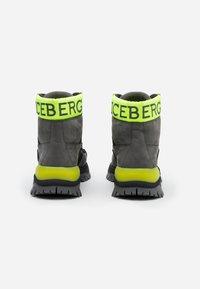 Iceberg - PRIMA - High-top trainers - neon - 2