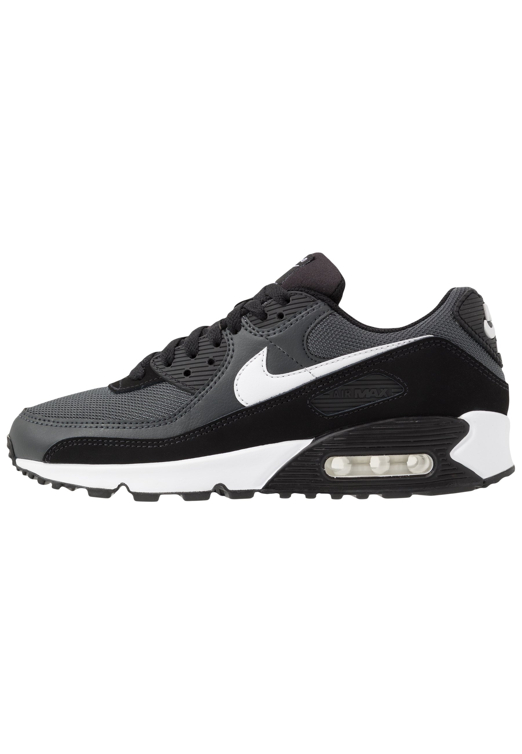 air max 90 nere bianche