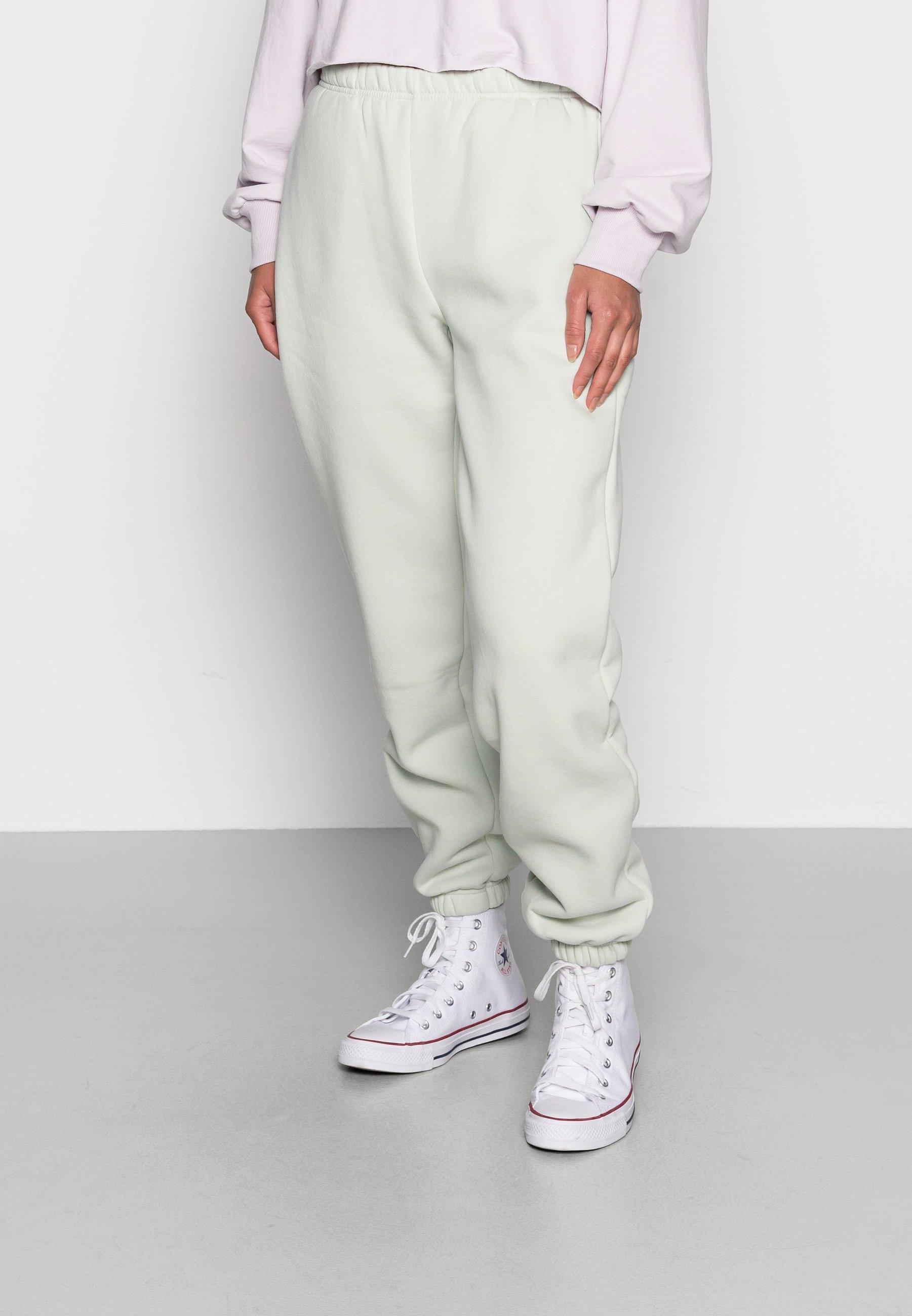 Damen BASIC SWEATPANTS - Jogginghose - pale aqua