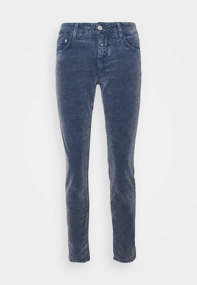 BAKER - Pantalon classique - blue slate