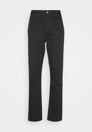 45 CHINO - Trousers - black