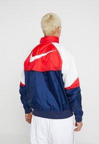Nike Sportswear - Summer jacket - midnight navy/university red/summit white - 2