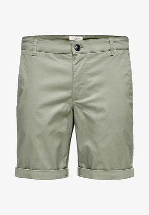 -PARIS S W - Shorts - sea spray