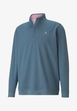 Sweatshirt - legion blue heather