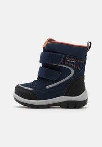 Pax - UNISEX - Snowboots  - navy - 0