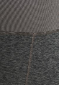 Puma - STUDIO JOGGER - Tracksuit bottoms - charcoal gray heather - 5