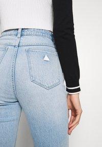 Abrand Jeans - Jean slim - blue denim - 3