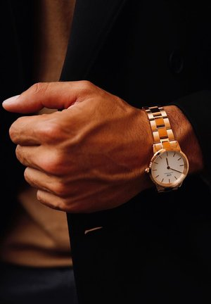 ICONIC LINK 40MM - Zegarek - rose gold-coloured
