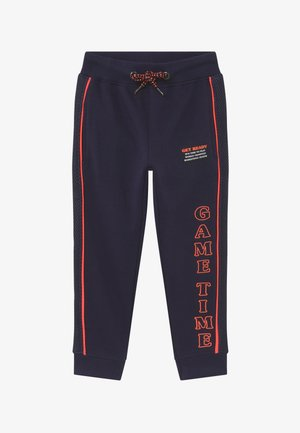 KIDS BASKETBALL CHAMPION  - Tracksuit bottoms - nachtblau