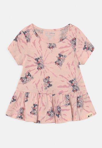 DISNEY MINNIE MOUSE TODDLER GIRL - Print T-shirt - light pink