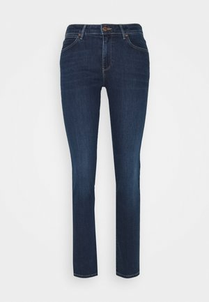 Straight leg jeans - harbour blue