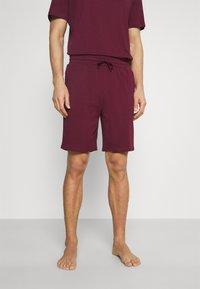 Pier One - Pyjama set - bordeaux - 3