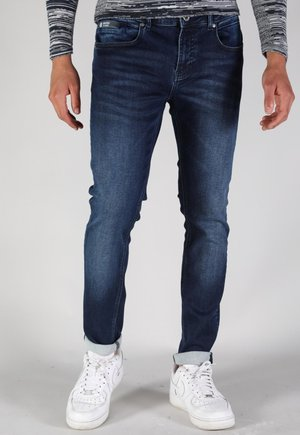 TORINO - Slim fit jeans - darkblue