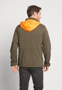Schott - FOXTER RIPSTOP - Summer jacket - khaki - 3