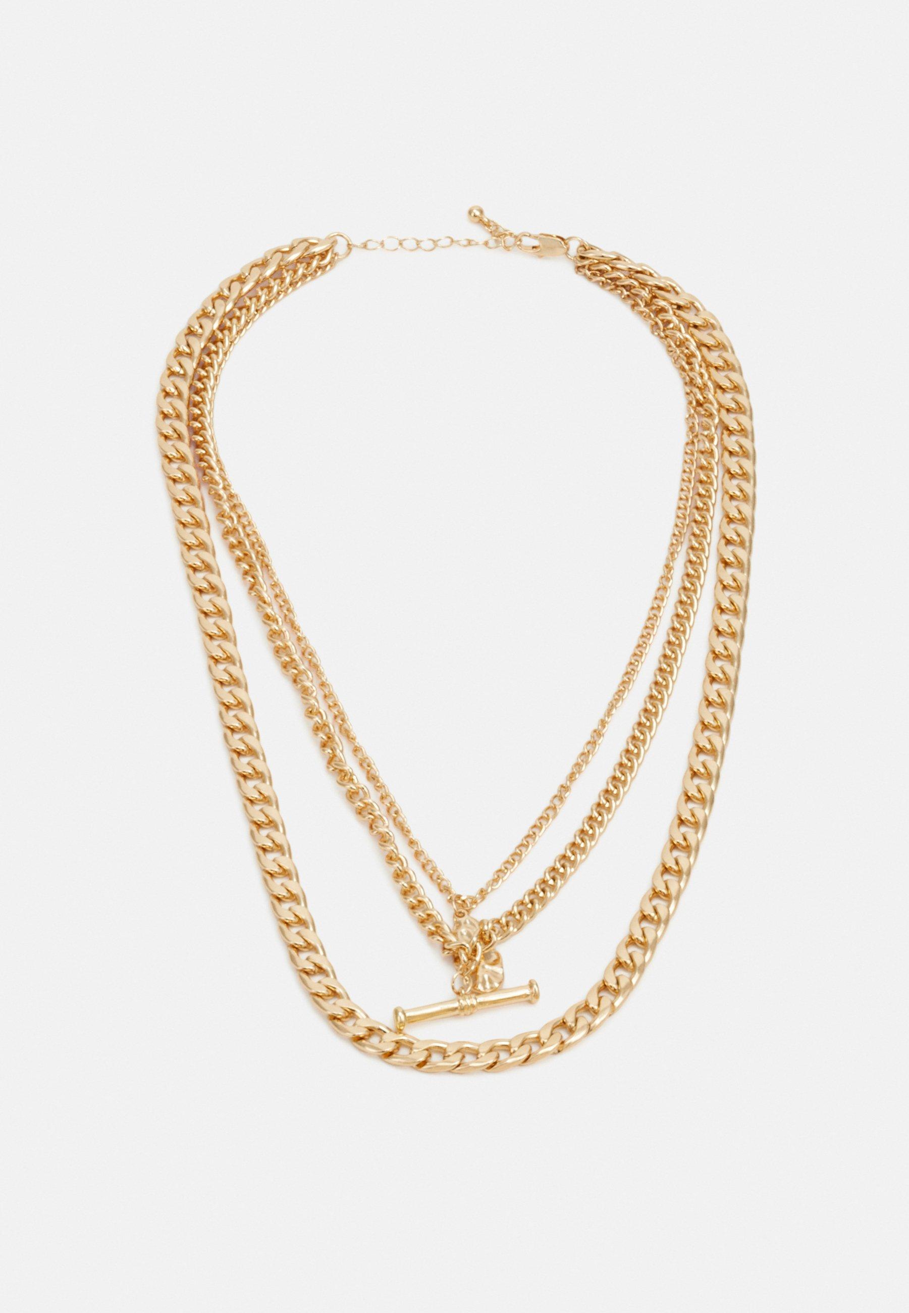 Women PCVIOLA COMBI NECKLACE - Necklace
