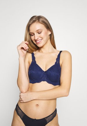CONTOURING SENSATION - Underwired bra - deep water