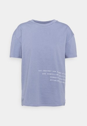 Print T-shirt - soft heaven