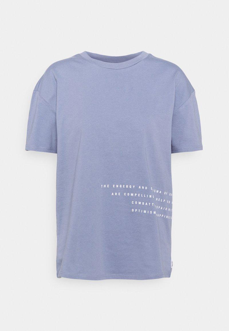Marc O'Polo DENIM - Print T-shirt - soft heaven