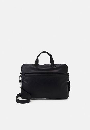 BUSINESS BAG UNISEX - Laptop bag - black
