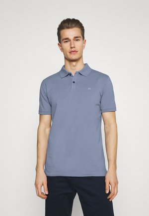 ORGANIC BRANDED - Polo shirt - tempest