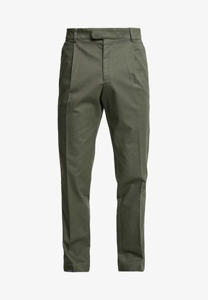 COBEK - Trousers - dark green