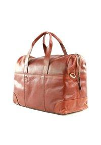 Saddler - Weekend bag - midbrown - 3