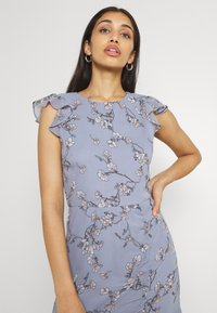 Nly by Nelly - RUCHED FLOUNCE DRESS - Juhlamekko - multi-coloured - 3