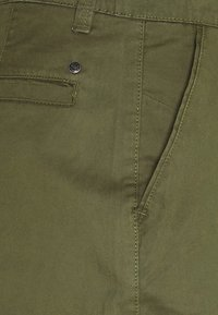 Solid - TRUC CARGO FIRM WAIST - Cargo trousers - ivy green - 5