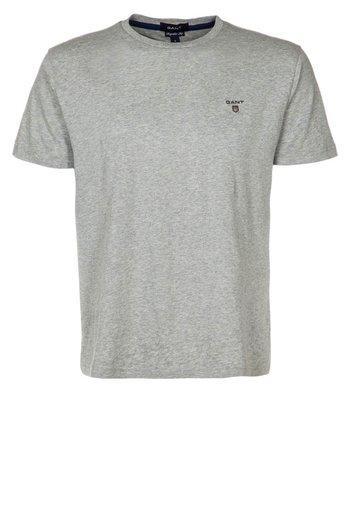 ORIGINAL - Basic T-shirt - hellgrau meliert