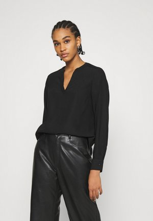 VMSWEET V NECK - Bluser - black