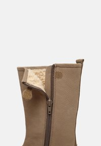 Friboo - LEATHER - Boots - taupe - 4