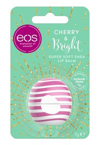 eos - CHERRY & BRIGHT SPHERE LIP BALM - Baume à lèvres - - - 2