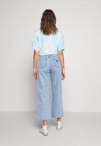 Abrand Jeans - Flared Jeans - light blue denim - 2