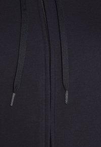 adidas Performance - Zip-up hoodie - dark blue - 2