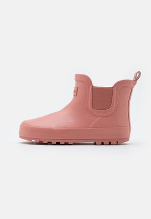 LOW CUT GOLLY - Botas de agua - dusty pink