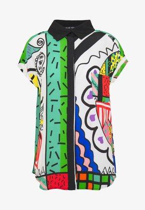 CAM CALABRIA - Skjortebluser - multi-coloured