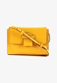 The Bridge - CERNAIA - Across body bag - giallo limone - 0