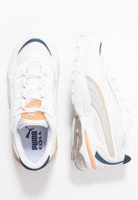 Puma - CELL STELLAR - Trainers - white/plein air - 3