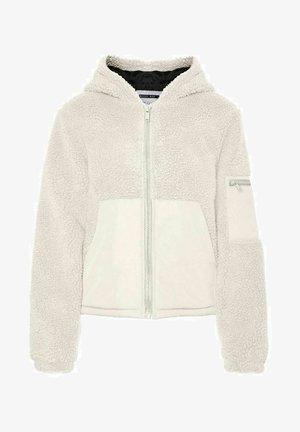 TEDDY - Fleece jacket - sugar swizzle