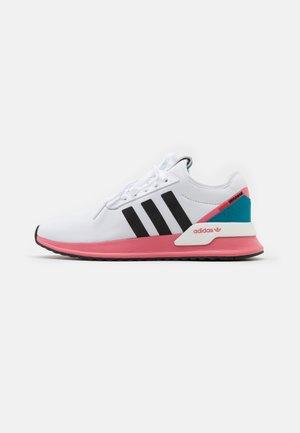 U_PATH X - Sneaker low - footwear white/core black/hazy rose