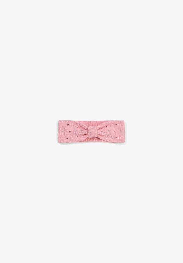 Ear warmers - light pink