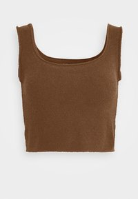Monki - SAY - Top - brown - 4