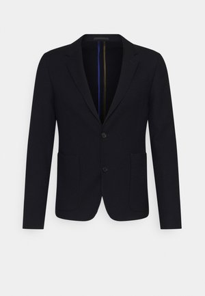 MENS JACKET UNLINED - Blazere - dark blue